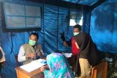 Sejumlah warga Cigulusur Sukabumi pilih mengungsi akibat likuifaksi